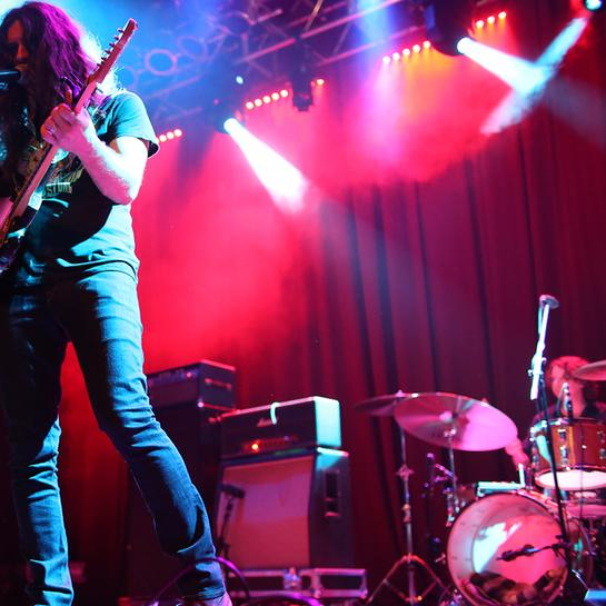 #DblancLive // Kurt Vile & The Violators