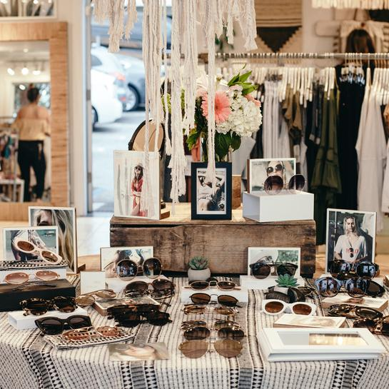 Photos // D'Blanc x Amuse Society at The Shop Laguna