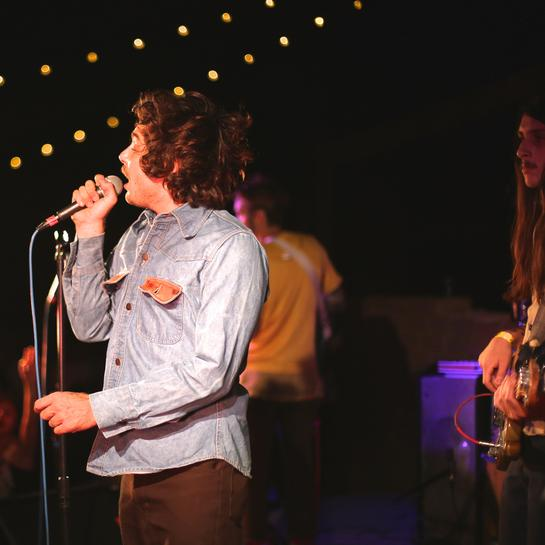 Live // The Growlers In Pioneertown