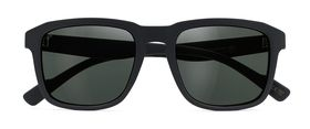 Flat Black / P1 Retro Gray Polarized
