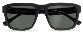 Flat Black / P-1 Gray Polarized
