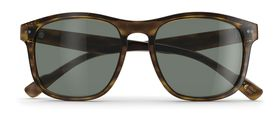 Demi Tort Gloss / P-1 Retro Gray Polarized