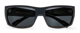 Black Tort / P-1 Retro Gray Polarized